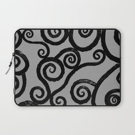 Spirals - pieces of Dublin Laptop Sleeve