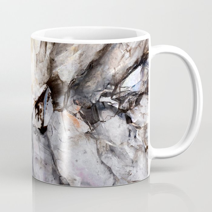 Crystal texture Coffee Mug