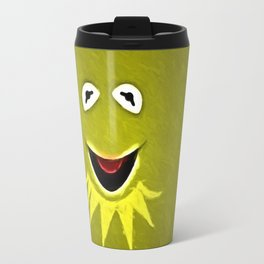 Kermit The Frog Travel Mug