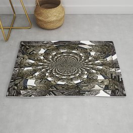 Mid the Arches Rug