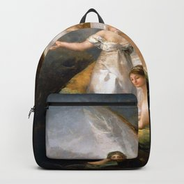 """Francisco Goya """"Truth, Time and History"""" Backpack"""