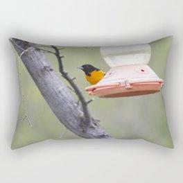 Baltimore Oriole 2 Rectangular Pillow