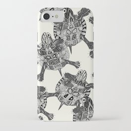 turtle party iPhone Case