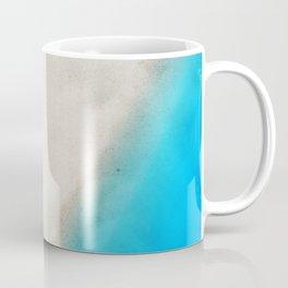 Beach Shore Scene Coffee Mug