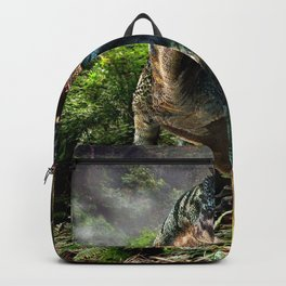 The world of dinosaurs Backpack