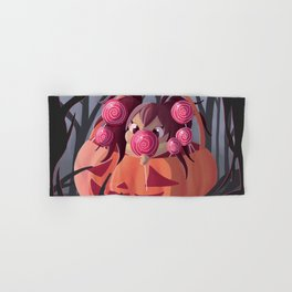Halloween Candy Hand & Bath Towel