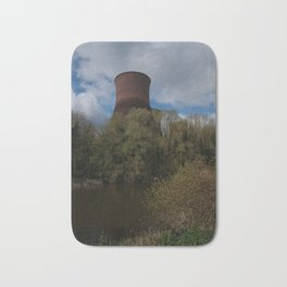 Ironbridge Cooling Towers Bath Mat