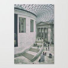 The British Museum Canvas Print