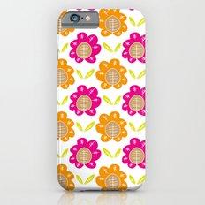 Friendship Flowers iPhone 6s Slim Case