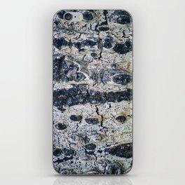 Aspen Bark iPhone Skin