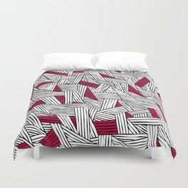 Pattern 1 Duvet Cover