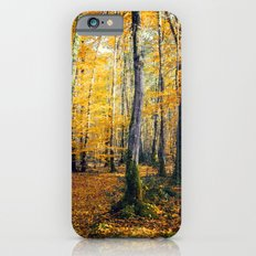 Yellow Trees iPhone 6s Slim Case