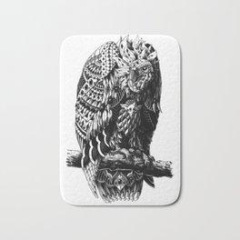 Vulture Bath Mat
