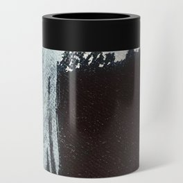 Like A Gentle Hurricane [3]: a minimal, abstract piece in blues and white by Alyssa Hamilton Art Can Cooler