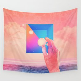 Last Chance Wall Tapestry