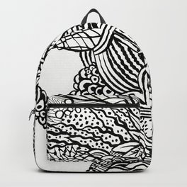 Xamã's Dream. Backpack