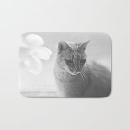 Winford Kitty Bath Mat