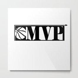 MVP  Metal Print