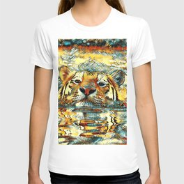 AnimalArt_Tiger_20170601_by_JAMColorsSpecial T-shirt