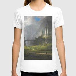 Ventus Castle T-shirt