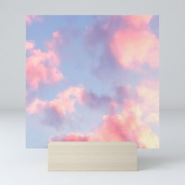 Whimsical Sky Mini Art Print