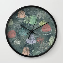 Time for Tea [late summer] Wall Clock
