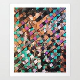 CELLULAR INTELLIGENCE  Art Print