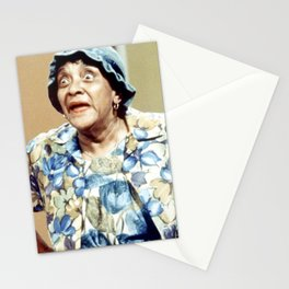 Moms Mabley - Black Culture - Black History Stationery Cards