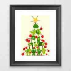 Happy New Year 2013 Framed Art Print