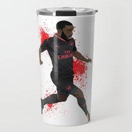 Alexandre Lacazette - Arsenal Travel Mug