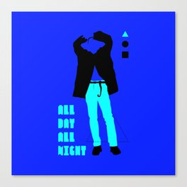 SHINee - All Day All Night Canvas Print