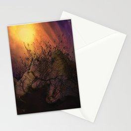 Leviathan Sunset Stationery Cards