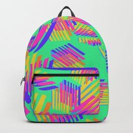 Spring breakers - geometric color Backpack
