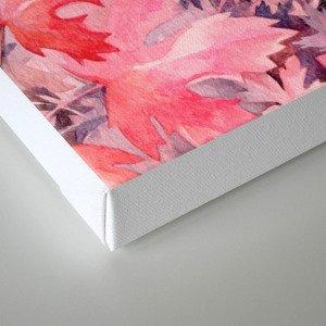 Autumn Tiger Canvas Print