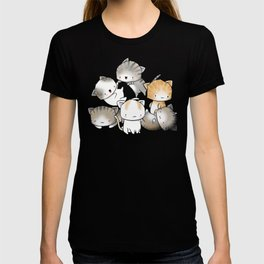 Cute Kitty Doodle T-shirt