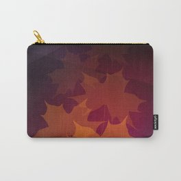 Falling Autumn Carry-All Pouch