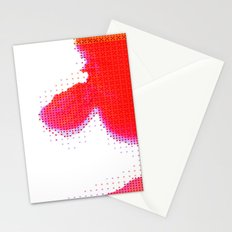 Red Heaven Stationery Cards