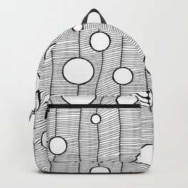 Mono circle Backpack