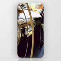 car iPhone & iPod Skins featuring Car  by Kristina Haritonova