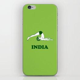 India  iPhone Skin