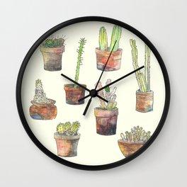 Cactus ensemble  Wall Clock