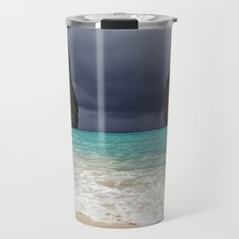 Thialand Beach Storm Travel Mug