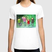 katamari T-shirts featuring Katamari Cousins Set by cakeisforrobots