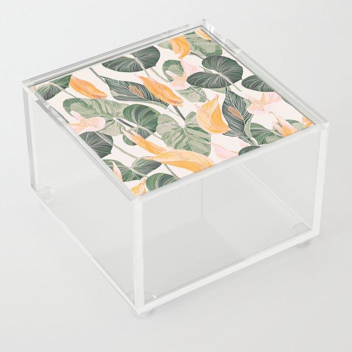 Lush Lily - Autumn Acrylic Box