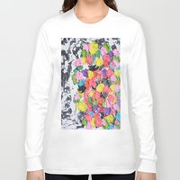 carnival Long Sleeve T-shirts featuring Carnival  by Laura Jane Mitbrodt