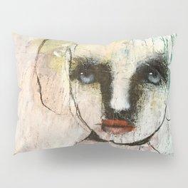 Monochrome portrait Pillow Sham