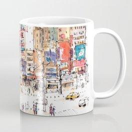 Ximen in Taipei city Coffee Mug