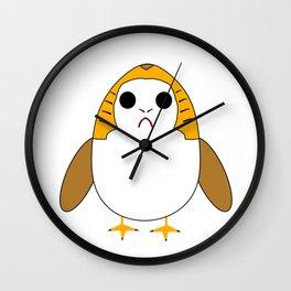 Just Porg Wall Clock