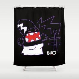 FRANKA Shower Curtain