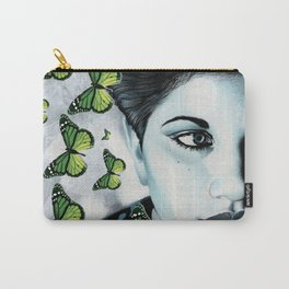 Butterfly 1 Carry-All Pouch